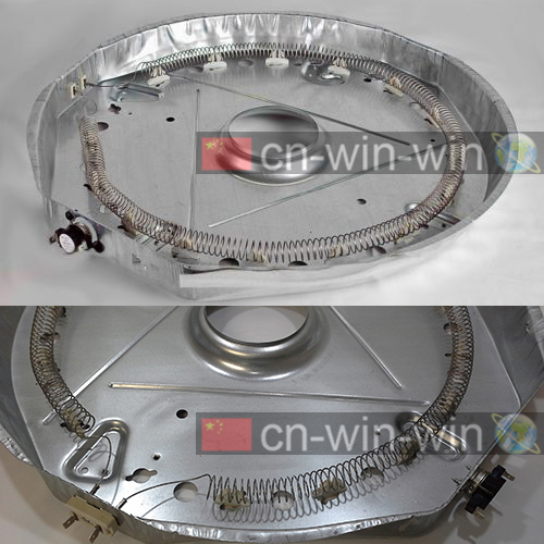 Dryer Heating Element - Heater Assembly for Drye - 131553900 131475400, 131505700, AP2107129,407685, AH418120, EA418120, PS418120. etc - Dryer Heating Element Assembly - Dryer Parts