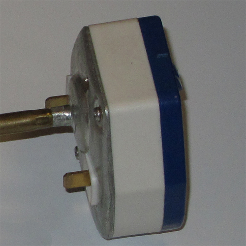 Reset type thermostat