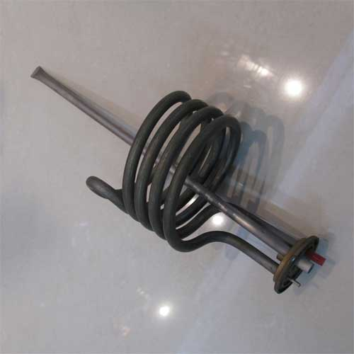 Immersion Electric Hot Water Heating Elements - Spiral Geyser element - Hard water