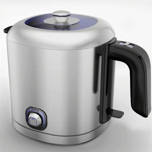 Cordless electric jug kettle