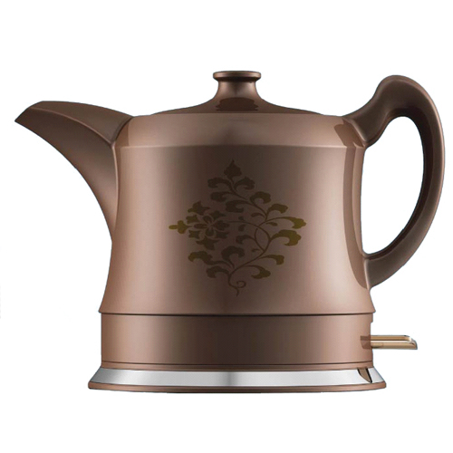 Cordless electric tea kettle
